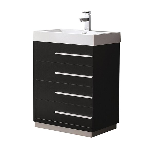 Livello 23 Single Bathroom Vanity Set by Fresca