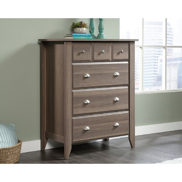 Booher 4 Drawer Standard Chest by Gracie Oaks
