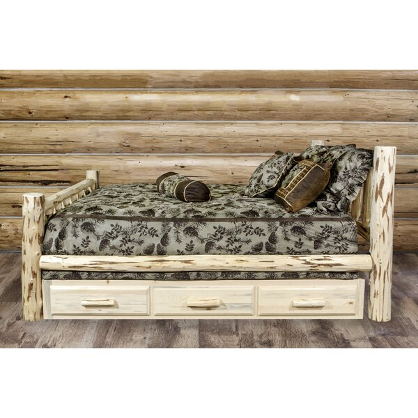 Abordale Storage Standard Bed by Loon Peak