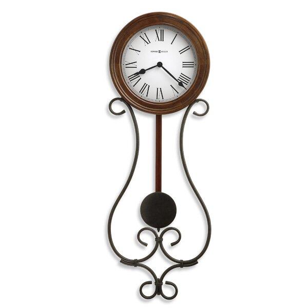 Yvonne Quartz Wall Clock by Howard Miller®