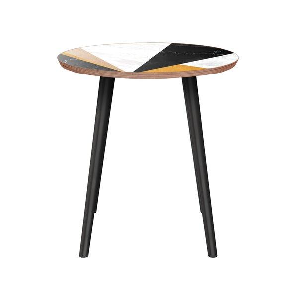 Rubino End Table by Brayden Studio