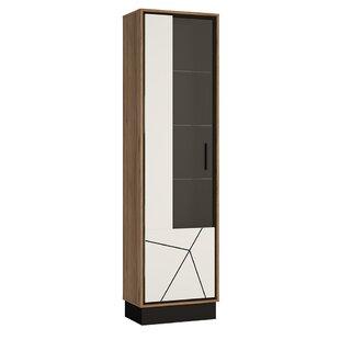 Tall Display Cabinet   Wayfair.co.uk