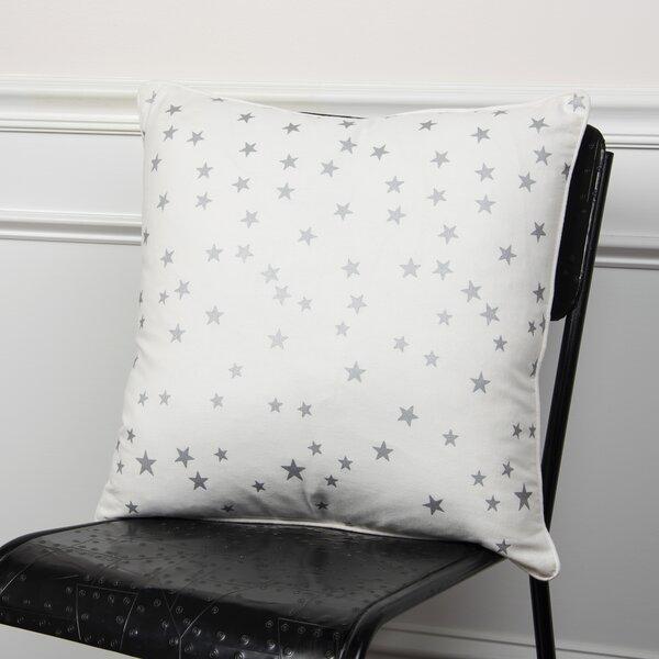 Juno Cotton Throw Pillow by Harriet Bee