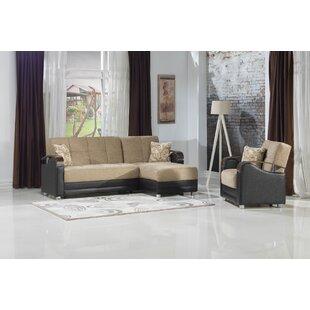 Quaeshia 2 Piece Sleeper Living Room Set by Orren Ellis