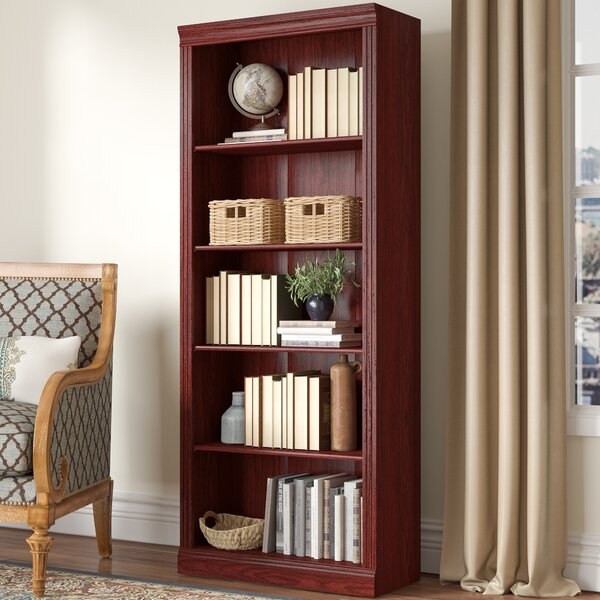 Cowdray Standard Bookcase By Astoria Grand