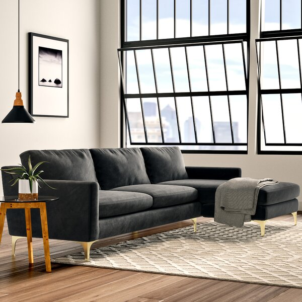 Charlie Sectional by Modern Rustic Interiors