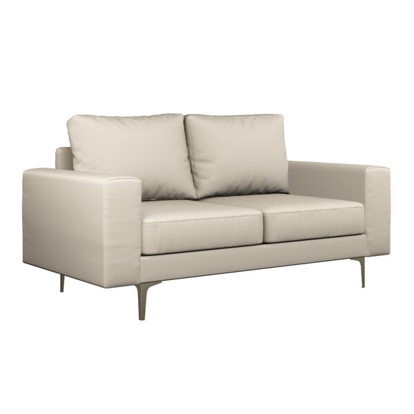 Get Premium Binns Loveseat by Corrigan Studio by Corrigan Studio