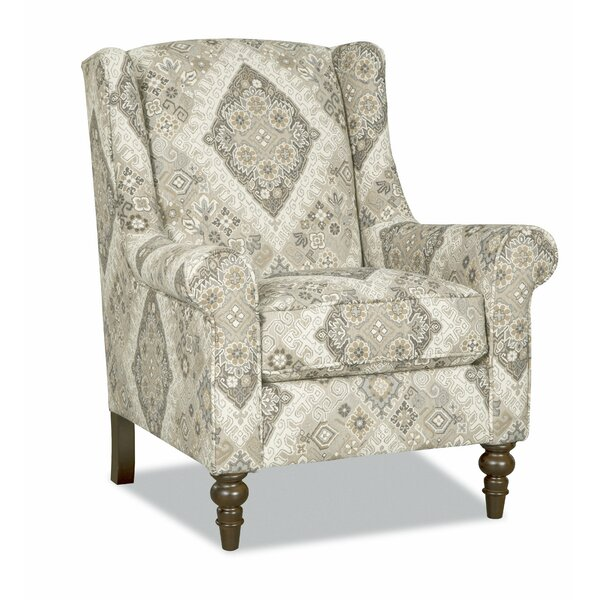 Wingback Chair by Craftmaster Craftmaster