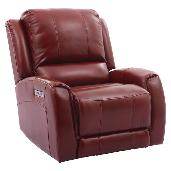 Moncrief Power Wall Hugger Recliner [Red Barrel Studio]