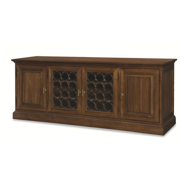 Biltmore Quintessence Solid Wood TV Stand For TVs Up To 78
