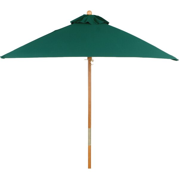 Harpersfield 6' Oxford Square Market Umbrella by Beachcrest Home