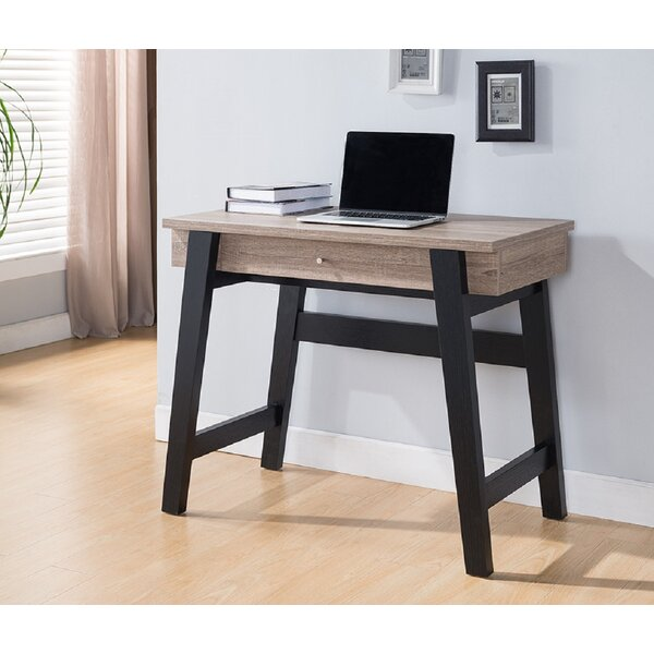 Ivanhoe Solid Wood Desk By Ivy Bronx