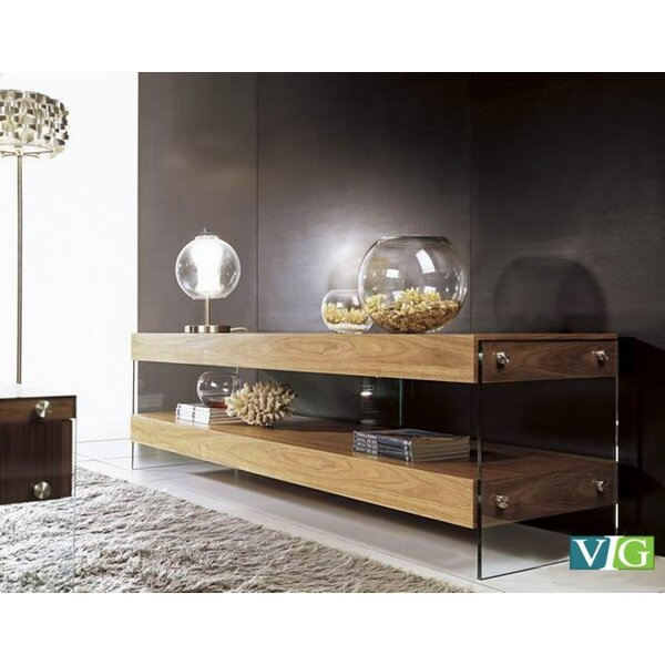 Clower TV Stand For TVs Up To 85