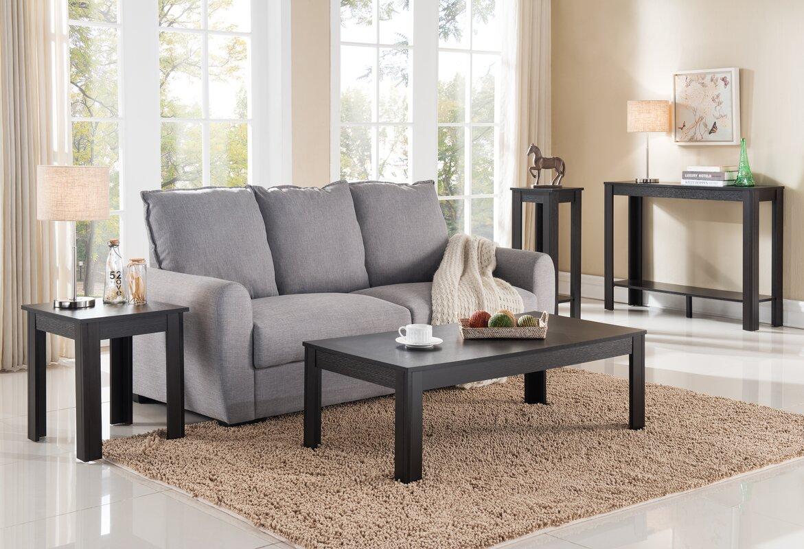 table sets living room. 4 Piece Ronson Coffee Table Set Sets  Joss Main