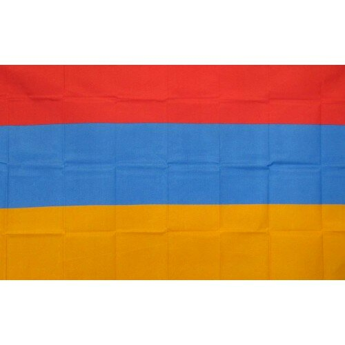 Armenia Country Traditional Flag by NeoPlex