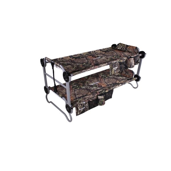 Mossy Oak® Kid-O-Bunk Cot by Disc-O-Bed