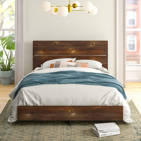 Franklin Platform Bed by Foundstone