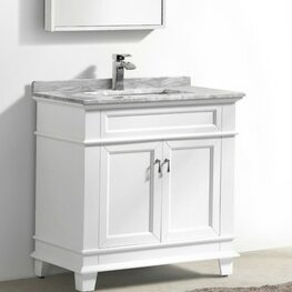 Bryton 30 Single Bathroom Vanity Set by Charlton Home