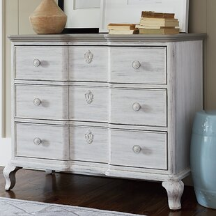 Read Reviews Dogwood 3 Drawer Bachelor's Chest By Paula Deen Home