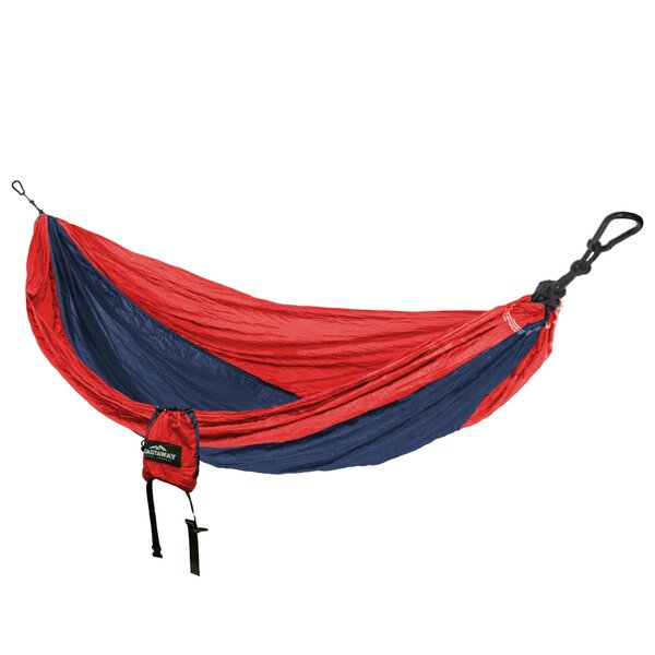 Travel Single Nylon Camping Hammock by Castaway Hammocks Castaway Hammocks