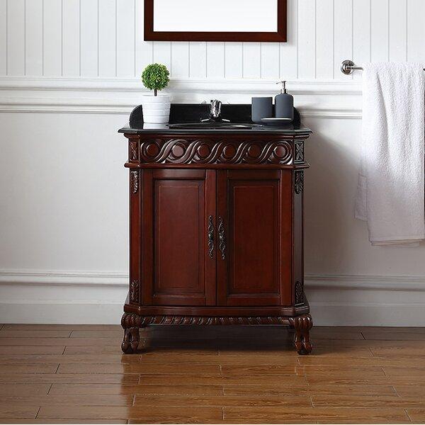 Trent 30 Single Bathroom Vanity by Ove Decors