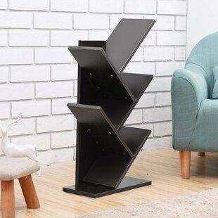 Trend Tolland 3 Tier Shelf Display Ladder Bookcase ByEbern Designs