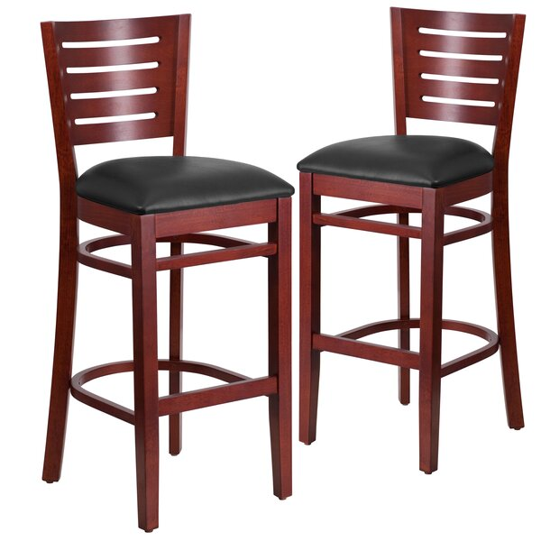 Lauren 32 Bar Stool (Set of 2) by Red Barrel Studio