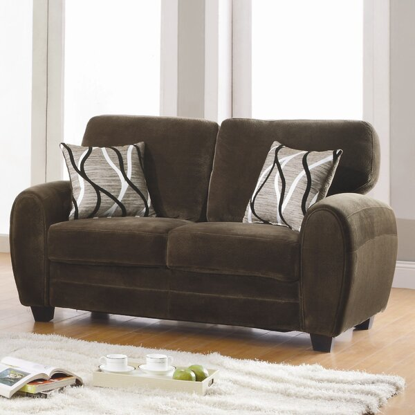 Price Comparisons Of Rubin Loveseat by Woodhaven Hill by Woodhaven Hill