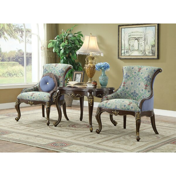 Opperman 3 Piece Living Room Set by Astoria Grand