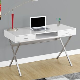Campaign 2 Drawer Writing Desk