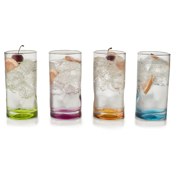 Impressions 16.5 oz. Glass Every Day Glasses (Set