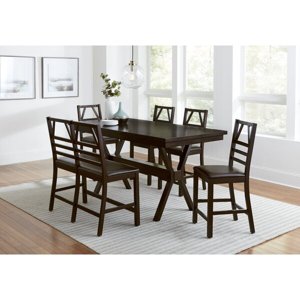 6 Piece Pub Table Set by Progressive Furniture Inc. Progressive Furniture Inc.