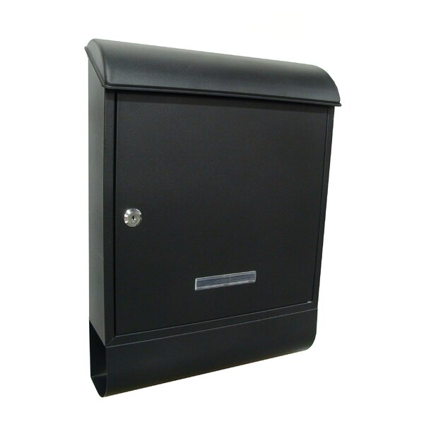 Vault Locking Wall Mounted Mailbox by Fine Art Lighting