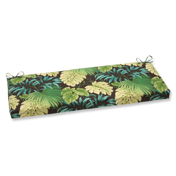 Indoor/Outdoor Bench Cushion by Pillow Perfect