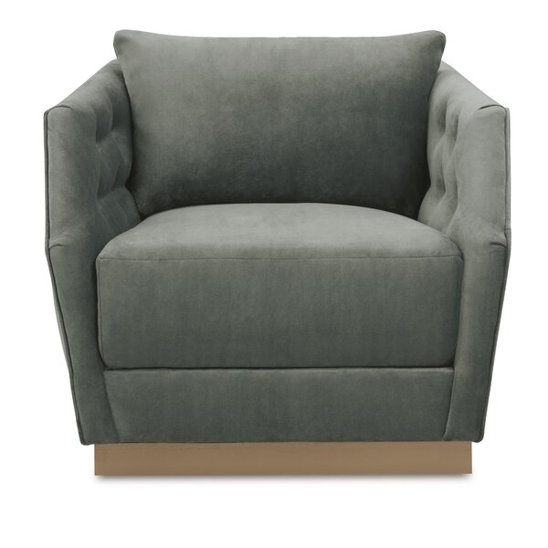 Turn Swivel Armchair By Caracole Classic