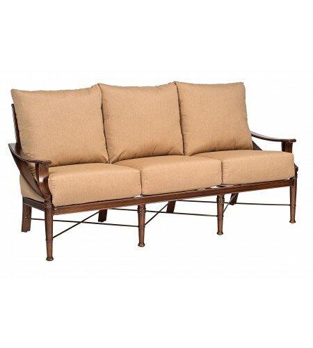 Arkadia Patio Sofa by Woodard