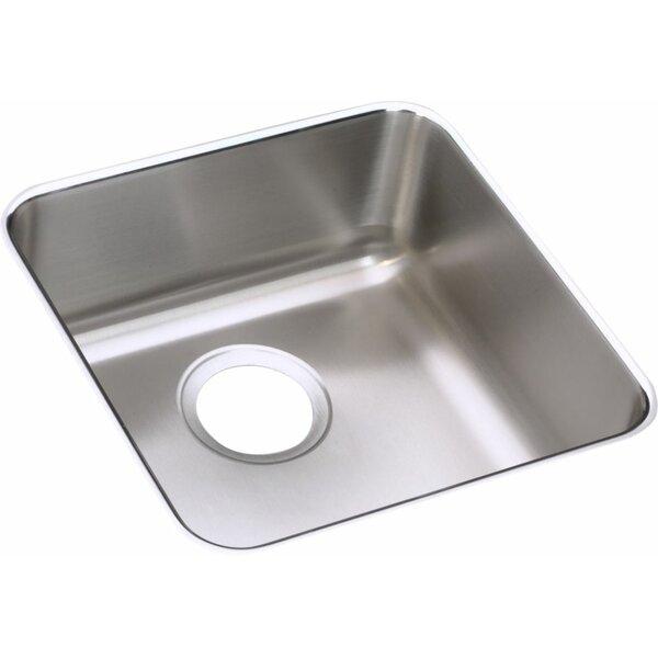 Lustertone 16.5 L x 16.5 W Undermount Single Basin Sink by Elkay