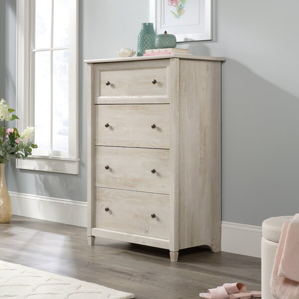 Lamantia 4 Drawer Chest by Three Posts