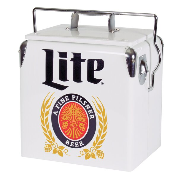 Miller Lite Pinic Cooler by Koolatron