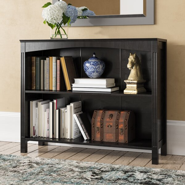 Martinsville Standard Bookcase by Breakwater Bay