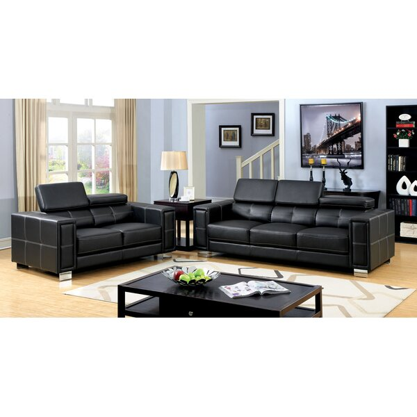 Glenwill Configurable Living Room Set by Hokku Designs