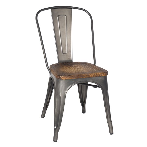 Tabor Dining Chair (Set of 4) by Williston Forge Williston Forge