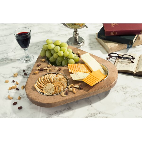 Fayette Lazy Susan by NMN Designs