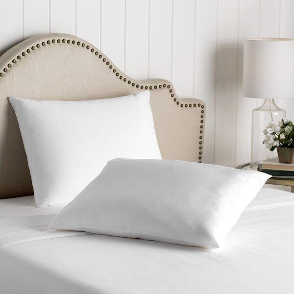 Wayfair Basics Waterproof Allergy & Bed Bug Pillow Protector (Set of 2) by Wayfair Basics™