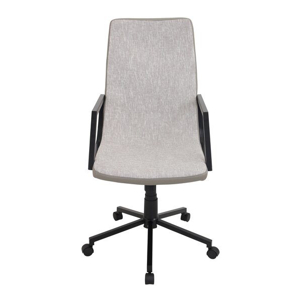 Trianguli Desk Chair by Mercury Row