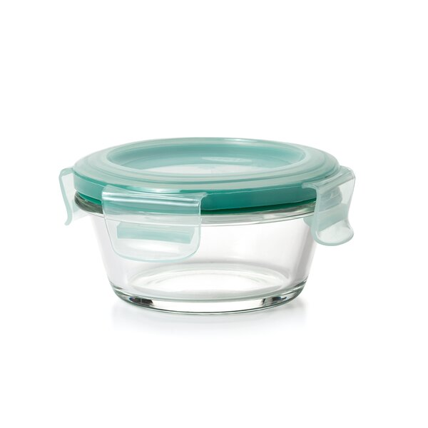 Good Grips SNAP Glass 16 Container Food Storage Set by OXO
