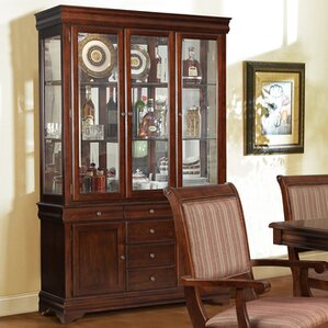 Louis China Cabinet by Wildon Home ®