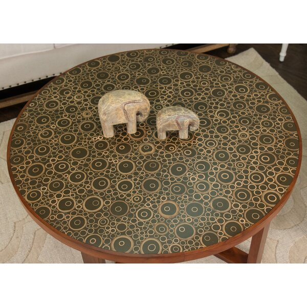 Zora Coffee Table by World Menagerie