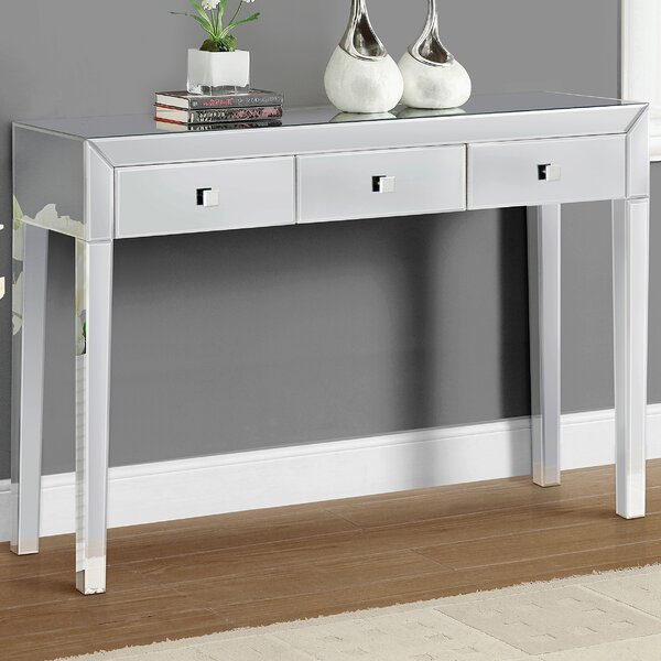 Broadbent Console Table by Rosdorf Park