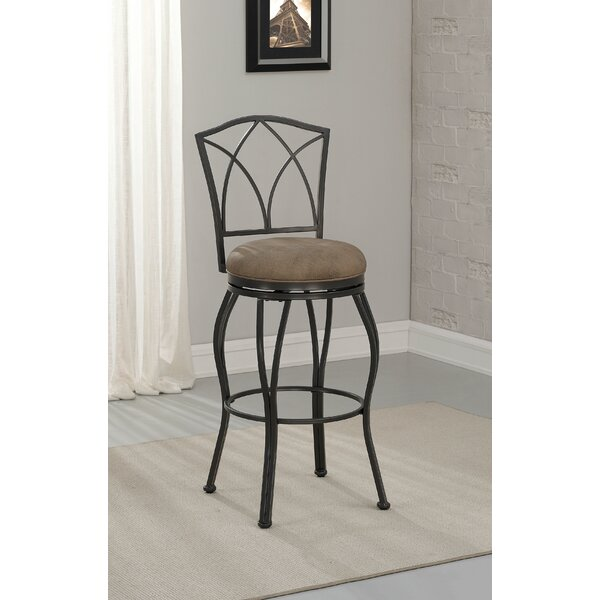 Naomi 30 Swivel Bar Stool by American Heritage